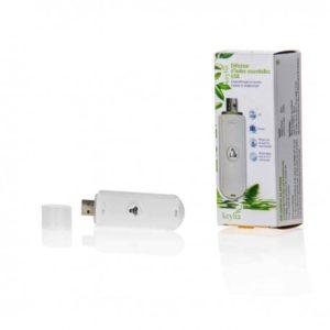 "Diffuseur d'huiles essentielles ultrasonique USB ""Keylia"""